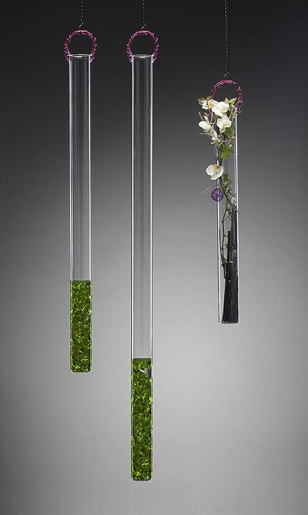 Test Tube Xxxl Glass Vase 50cm For Hanging Up Amazon Kitchen