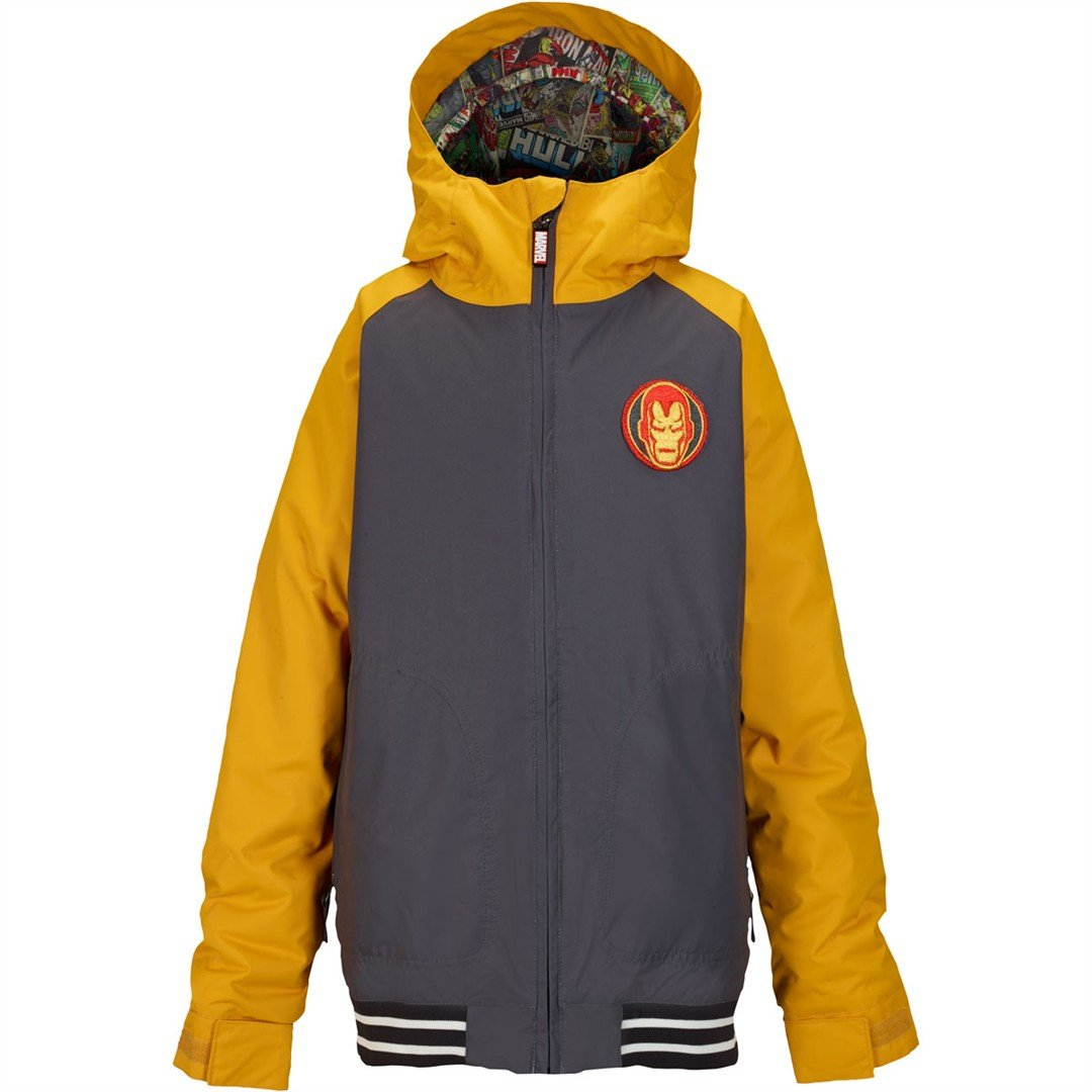 Burton Boys Game Day Jacket Burton Snowboards 130421
