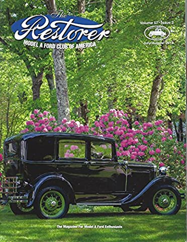 The Restorer : Sprucing up Woolaroc's Phillips 66 Tanker; Drilling the Distributor Shaft for Lubrication; Electrical Troubles loose Wiring; Early Ring & Pinion; The Wasson Project; Model A Ford Engine Performance Changes; Model A Tire (Bell Tanker)