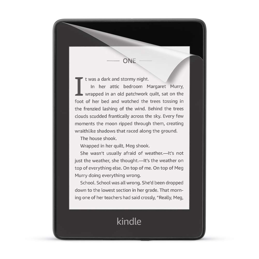 NuPro Anti-Glare Screen Protector for Kindle Paperwhite (10th Generation-2018) 2-Pack