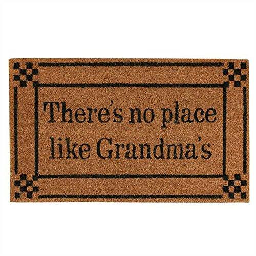 Grandma Places - Park Designs No Place Like Grandmas Doormat