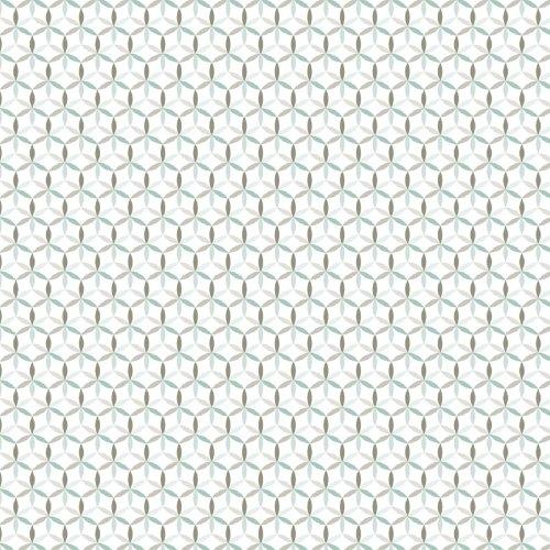 Con-Tact Brand Prints Non-Adhesive Grip Shelf Liner, 18 x8