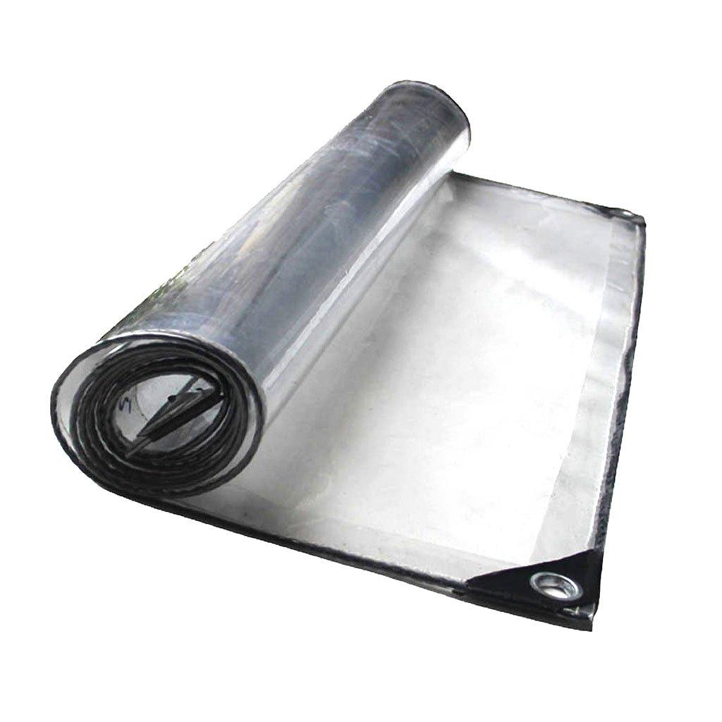 QX pengbu IAIZI Plane Transparent Regen Plane Sun Room Room Room Plant Shed Transparente Plane Zelt Regen Tuch Autowaschraum Außen Transparente Verdickung (größe   2  3m) B07P9PMT1Y Zeltplanen Vollständige Palette von Spezifikationen ed6aad
