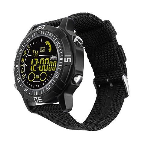 Ruiren Smart Watch, Reloj de Pulsera Podómetro de Actividad ...