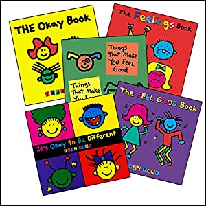 Todd Parr's Feelings Bundle Audiobook
