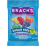 Brach's Sugar Free Fruit Slices Candy, 3 Ounce, Pack of 12