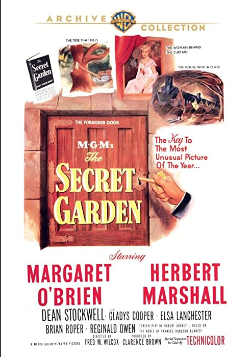 Top 6 Secret Garden Dvd 1949