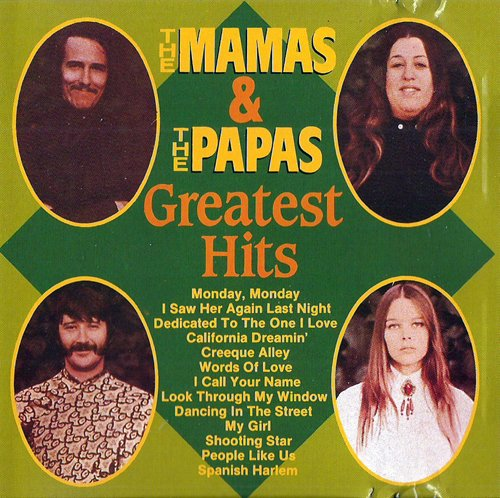 Price comparison product image incl. Move In A Little Closer Baby (CD Album The Mamas & The Papas, 16 Tracks)