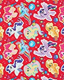 American Greetings My Little Pony Wrapping Paper