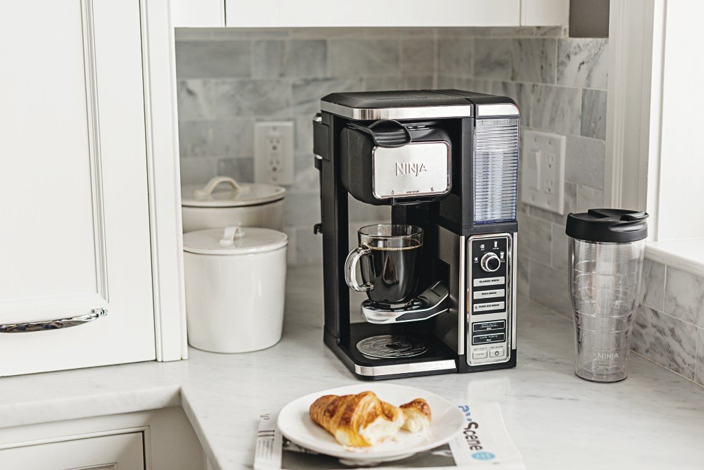 Ninja Coffee Bar Single-Serve System with Built-In Frother (CF112) by SharkNinja (Image #4)