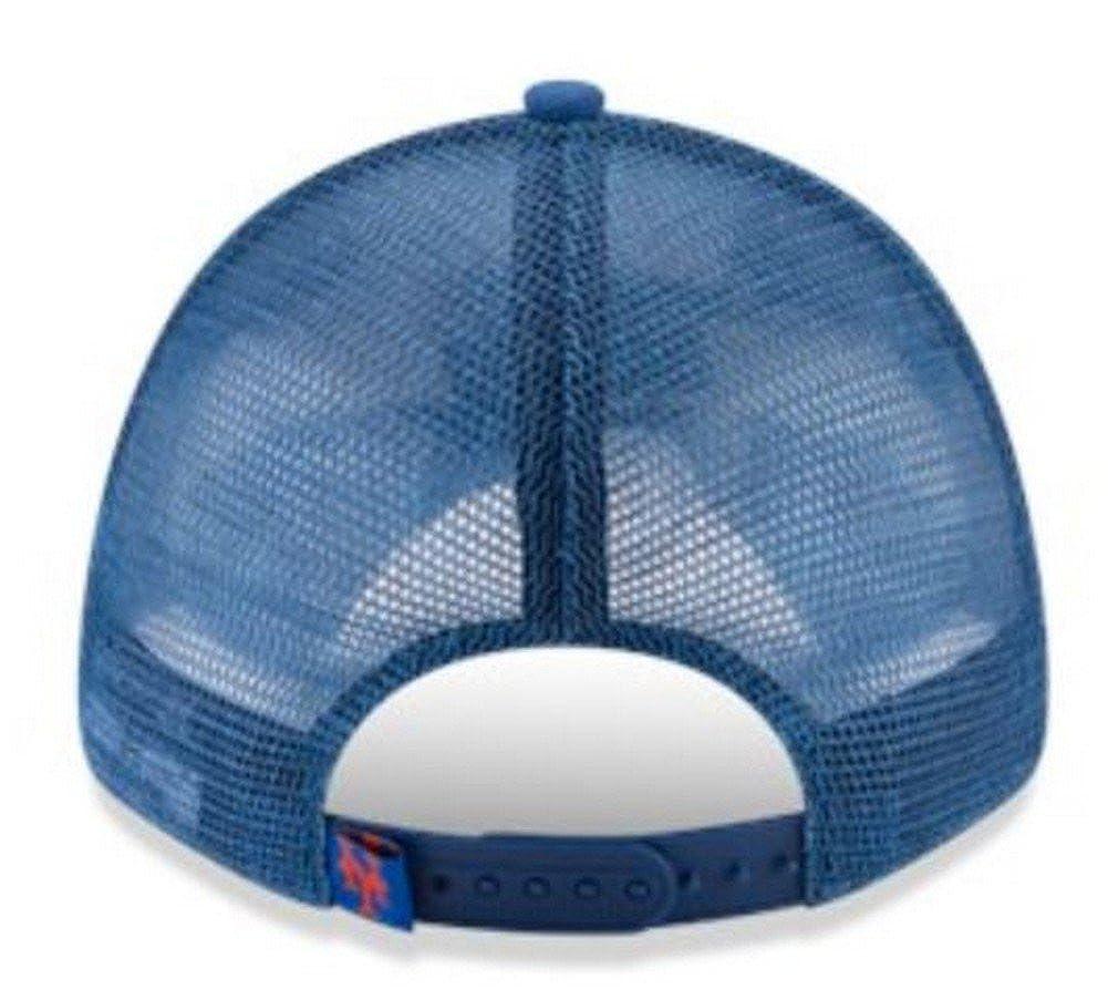 Amazon.com  New Era MLB New York Mets Baseball Hat Cap 940 Trucker Snapback  11591199  Clothing 18e10a2cb43b