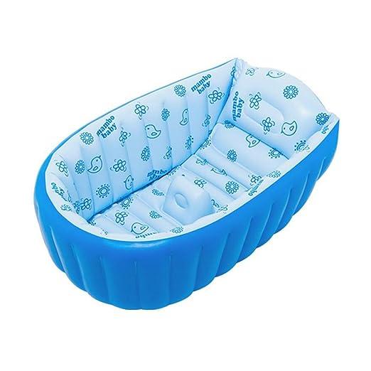 TIDLT hinchable bañera de bebé de Pool de protección del ...