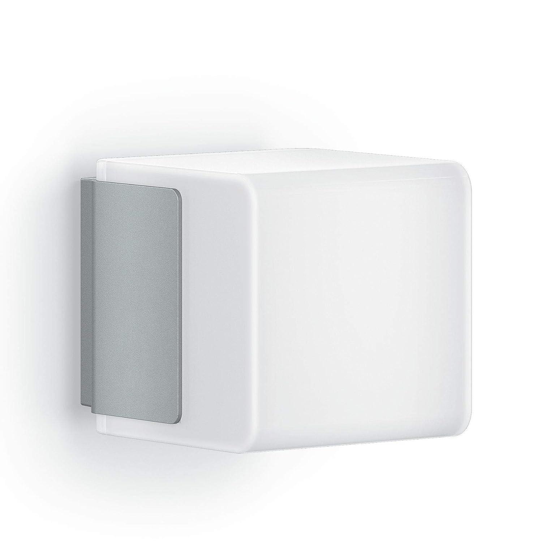 applique murale LED mise en r/éseau commande via app d/étecteur de mouvement 160/° Applique murale dext/érieur Steinel L 835 LED iHF Cubo anthracite