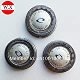 Braun Series 3 Best Price - Replacement Shaver Head - 3pcs Replacement Shaver Head Hq48 Hq3 Hq85 Hq6695-1290x Philips Sh90/62 9000 For 1160x S1560 Series Super Blade