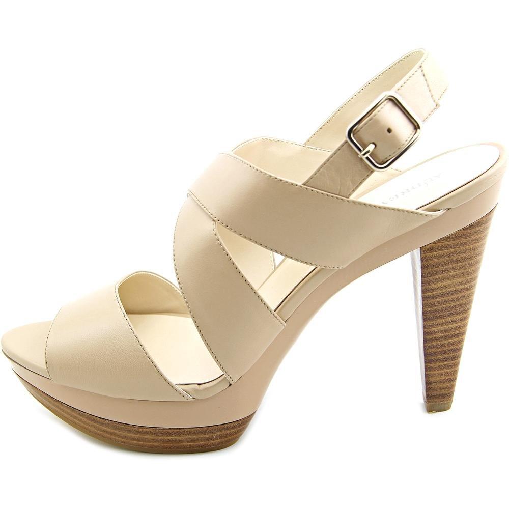 db95e3a8074 Audrey Brooke Abram Women US 10 Nude Platform Sandal  Amazon.co.uk  Shoes    Bags