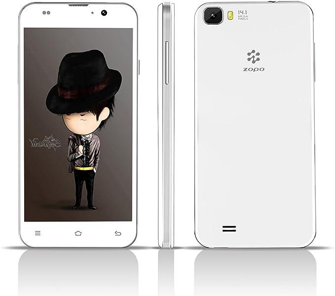 Zopo - Carcasa para smartphone Zopo ZP980, cable USB, cargador y ...