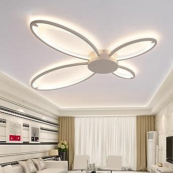 LED Acryl Deckenleuchte Leuchte Modern Romantisch Schmetterling ...