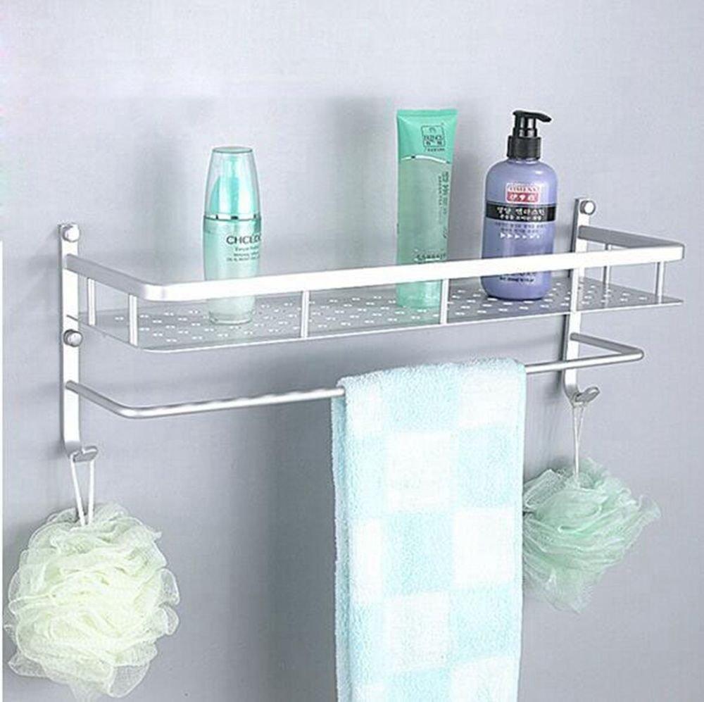 60%OFF Juenana 50CM Aluminum Wall Mounted Kitchen Bathroom Storage ...