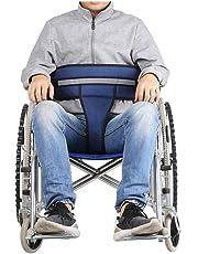 sillas de ruedas Correas Restricciones arnés cinturón seguridad médicas Pacientes Cuidados Sillas de ruedas Silla Cinturones regazo Cintura Correa ...