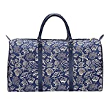 Sea Shell Big Holdall by Signare/Ladies Travel Trip Sports Overnight Weekend Starfish Beach Suitcase/BHOLD-SHELL