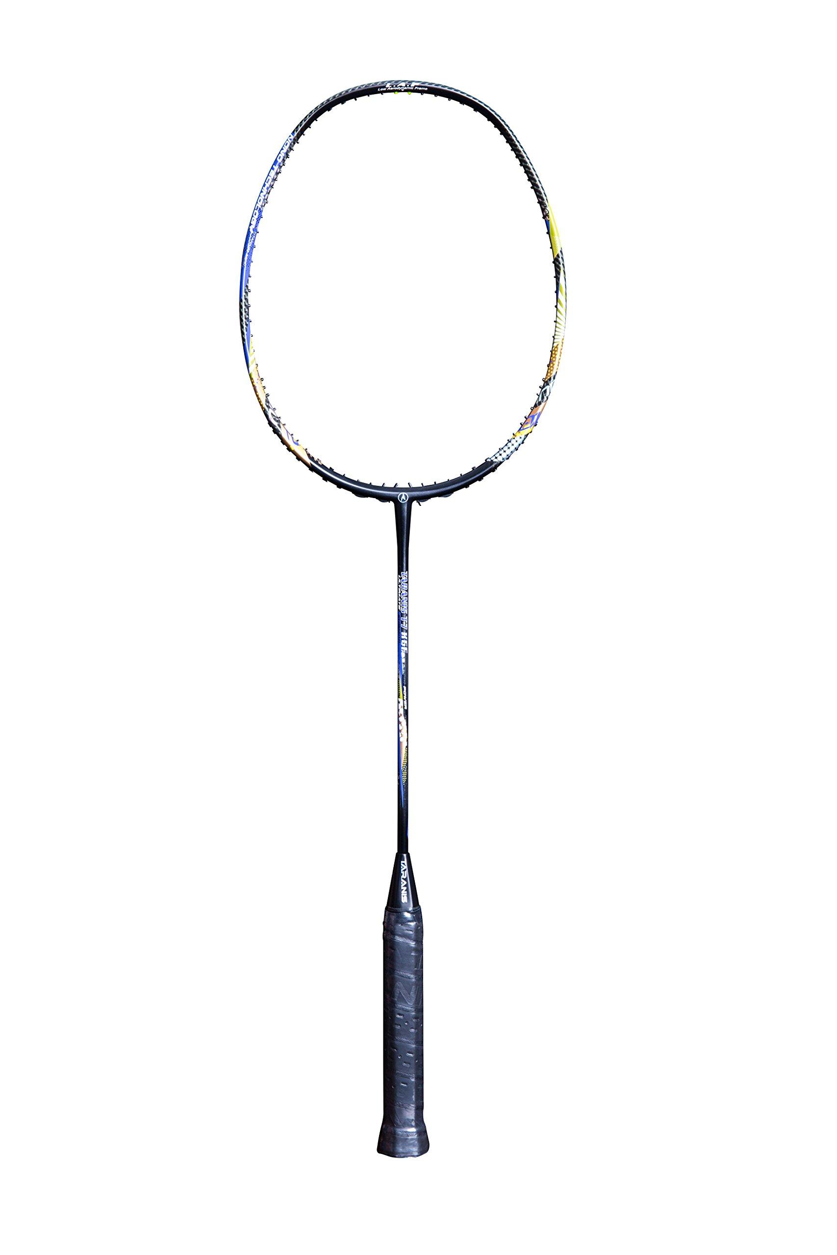 TARANIS Badminton racket T-7 K5 F Black+Gold