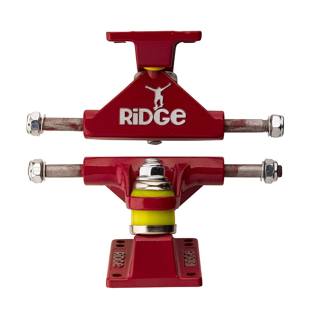 Ridge Skateboard Achsen für Mini Cruiser Blue TRUCKS-R22