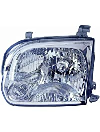 Depo 312-1194L-AC Toyota Tundra/Sequoia Driver Side Replacement Headlight Assembly