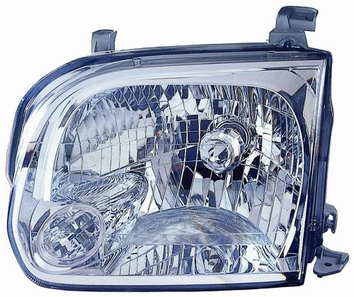 Depo 312-1194L-AC Toyota Tundra (Double Cab)/Sequoia Driver Side Replacement Headlight Assembly