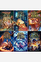 The Secret Zoo Series, Complete 6-Book Set Paperback