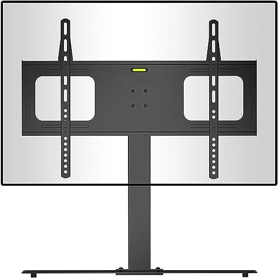 """Duronic TVS2D2 Soporte para TV de Sobremesa con Pie de Apoyo – Soporte para Monitor Giratorio para Pantalla de 32 a 50"""" (81 a 127 cm): Amazon.es: Electrónica"""