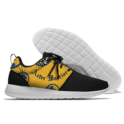 Aztec Warrior Men's Casual Athletic Lightweight Slip-On Loafer Shoes