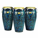 Tycoon Percussion 12 1/2 Inch Master Fantasy Bali Series Tumba With Single Stand