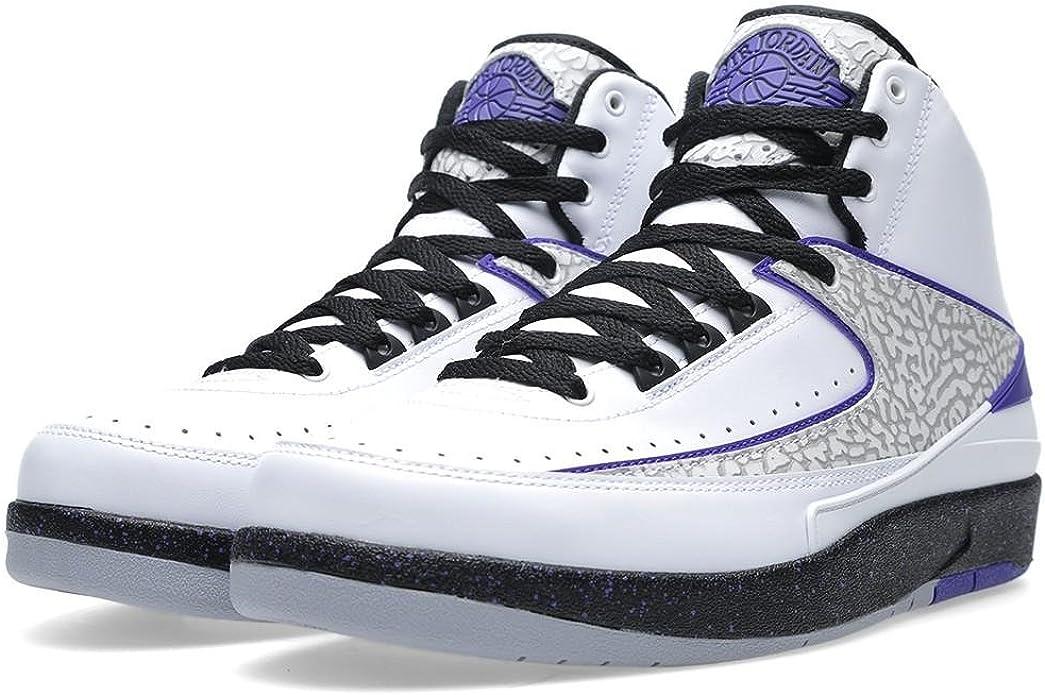 Jordan Air 2 Retro Men's Shoes White