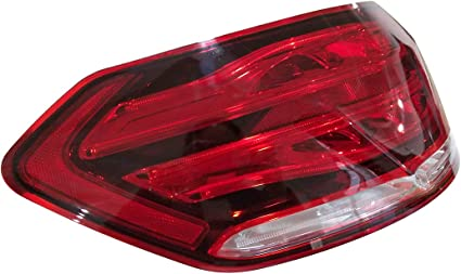 Oreallampe 2129061303 Rücklicht Rückleuchte Fahrerseite Links Für Benz Klasse E W212 2014 Auto