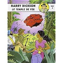 Harry Dickson 08  Le temple de fer