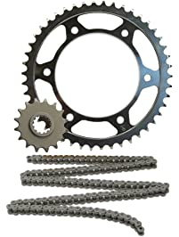 JT Sprockets JTSK3061 525X1R Chain and 15 Front/47 Rear Tooth Sprocket Kit