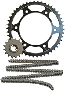 JT Sprockets JTSK3118 525X1R Chain and 15-Tooth//45-Tooth Sprocket Kit