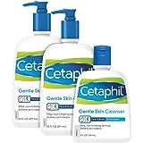 Cetaphil Gentle Skin Cleanser 2/20oz + 4oz Bonus