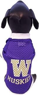product image for NCAA Washington Huskies Athletic Mesh Dog Jersey