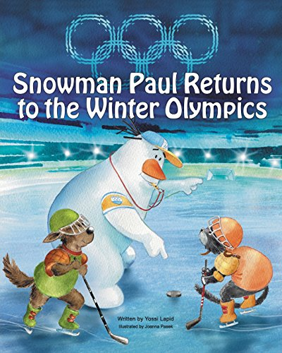 Snowman Paul Returns to the Winter Olympics