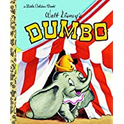 Dumbo (Disney Classic) (Little Golden Book)