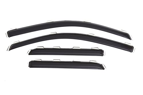 Auto Ventshade 194528 In-Channel Ventvisor Side Window Deflector