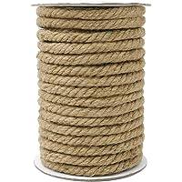 Cuerda de yute de 15 m, cuerda