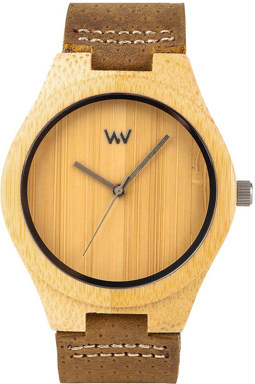 [ウィウッド]WEWOOD 腕時計 ウッド/木製 DELLIUM BAMBOO 9818157 メンズ 【正規輸入品】 B00HUQYSIW