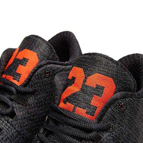 Nike Mens Air Jordan Xx9 Scarpe Da Basket Nero / Arancione / Grigio (nero / Squadra Arancione-grigio Scuro)