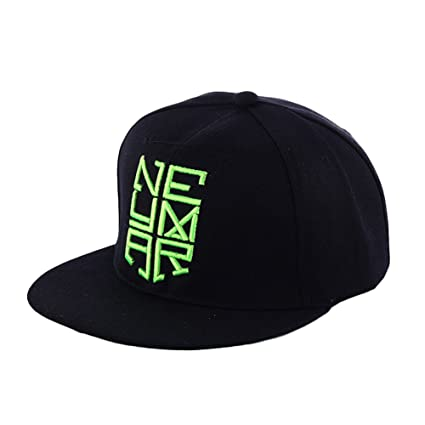 Amazon.com : Gaosaili Unisex Adjustable Hip Hop Neymar Hat Snapbacks Caps : Sports & Outdoors