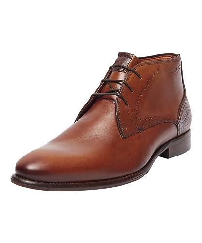 Van Lier Schuhe Business Schuh Vintage: : Schuhe