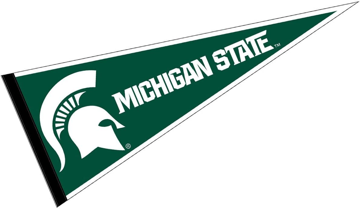 WinCraft Michigan State Spartans Double Logo House Flag