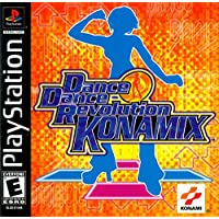 DDR: Dance Dance Revolution Konamix (Greatest Hits) PS