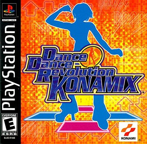 DDR: Dance Dance Revolution Konamix (Greatest Hits) PS